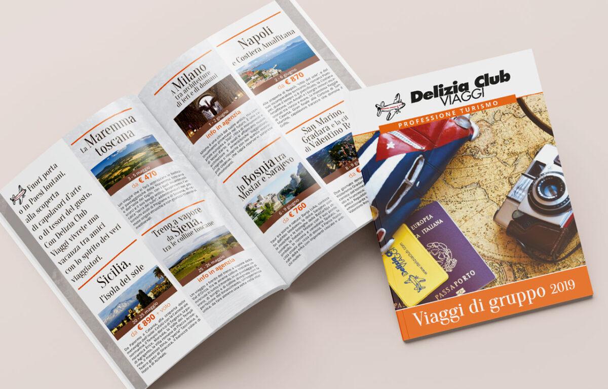 Delizia Club Viaggi.  Professione turismo