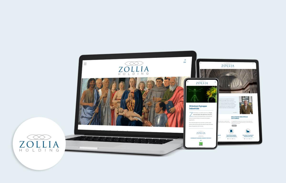 Zollia Holding.  Impresa, famiglia, società